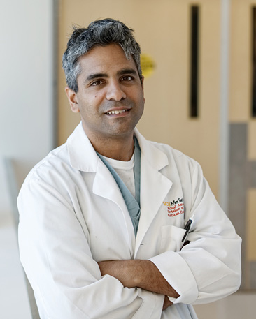 "Rahul J. Anand, M.D., VCU/VCUHS Leadership in Graduate Medical Education ""LGME"" Award"